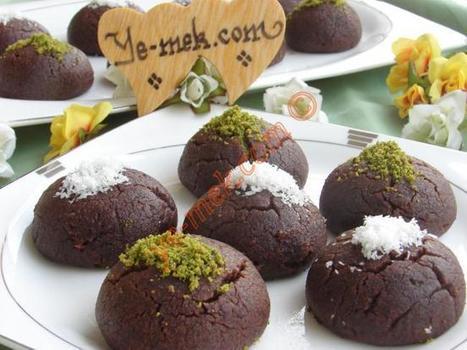Browni Kurabiye (Islak Kurabiye) Tarifi | Pratik Yemek Tarifleri | Scoop.it