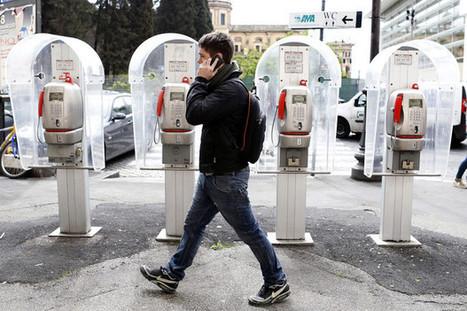 Europe Falls Behind as US Carriers Increase Phone Bills - Bloomberg | Telco | Scoop.it