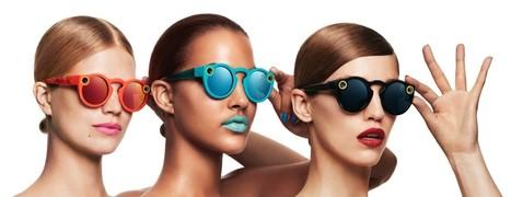 Snapchat представила своё первое устройство — очки со встроенной камерой Spectacles | MarTech : Маркетинговые технологии | Scoop.it