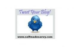 Blog Marketing: Network With Your Twitter Followers | Savvy Marketing Methods | Scoop.it