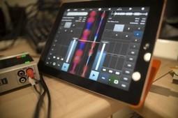 FIRST LOOK: Zerodebug d(- -)b — silly name, smart DJ app - DJWORX   DJing   Scoop.it