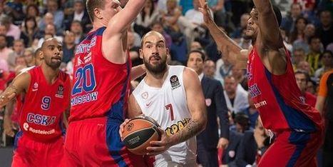Spanoulis vuelve a zamparse al CSKA | e-Deportes | Scoop.it