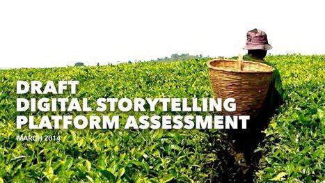 Digital Storytelling for Social Impact : The Rockefeller Foundation | Media Education | Scoop.it