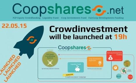 Faircoop lance sa première campagne d'investissement au travers de son projet Coopshares | Economie Responsable et Consommation Collaborative | Scoop.it