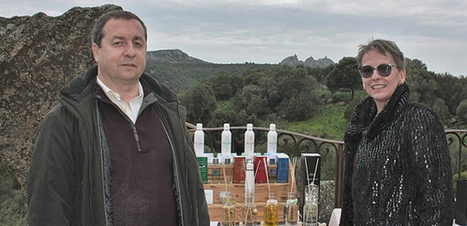 """""""Corsica cosmetica"""" a préparé sa saison touristique à Murtoli - Corse Net Infos   parfumerie de niche   Scoop.it"""