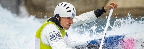 Lee Valley White Water Centre to host 2014 ICF World Cup | Le canoë-kayak SLALOM avec PadL | Scoop.it