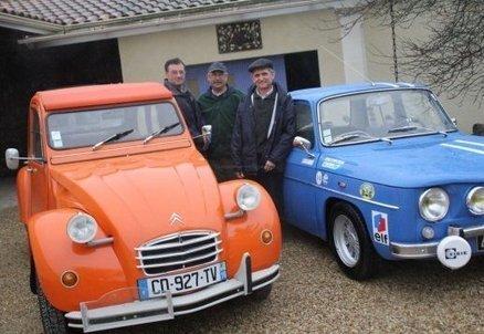 Autos et motos de collection à Cognac: De belles pièces y compris détachées | Demeure d'hôtes de charme en Charente | Scoop.it