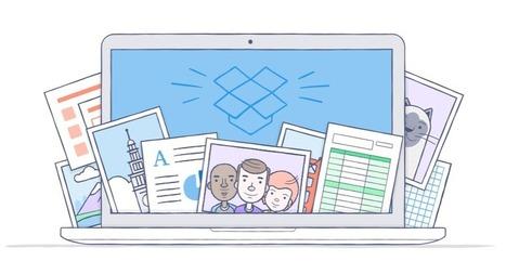 Le nouveau Dropbox Pro : plus d'espace et de moyens de contrôle | Going social | Scoop.it
