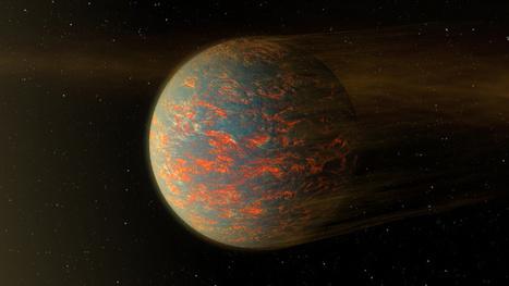 55 Cancri e, une super-Terre avec un océan de magma | Beyond the cave wall | Scoop.it