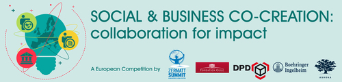 COMPETITION: Social & Business Co-Creation: collaboration for impact