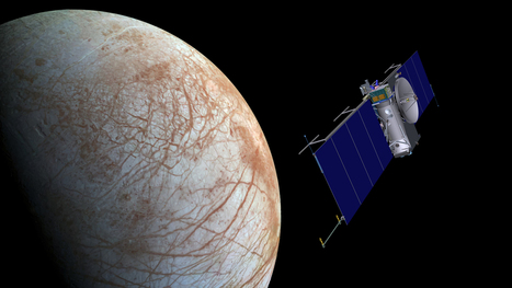The NASA's Mission to Jupiter Moon Europa | Astrobiology | Scoop.it