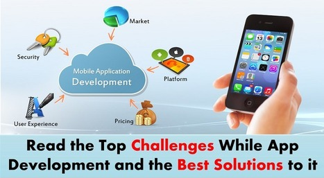 The 6 Biggest Mobile App Development Challenges with Solutions For It - Arth I-Soft Blog | Android App Development India | Scoop.it