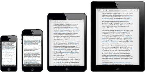 NPD DisplaySearch Predicts Displays For 4.7-Inch iPhone, Retina MacBook Air ... - Cult of Mac | MacBook | Scoop.it