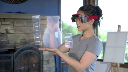 10 Forthcoming Augmented Reality & Smart Glasses You Can Buy | Digital #MediaArt(s) Numérique(s) | Scoop.it
