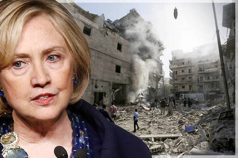 Even critics understate how catastrophically bad the Hillary Clinton-led NATO bombing of Libya was | Global politics | Scoop.it