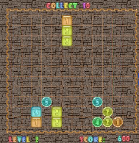 Ένα tetris diaforetiko... Στρατηγική και εξάσκηση στην πρόσθεση ... | Μαθηματικά και ΤΠΕ | Scoop.it
