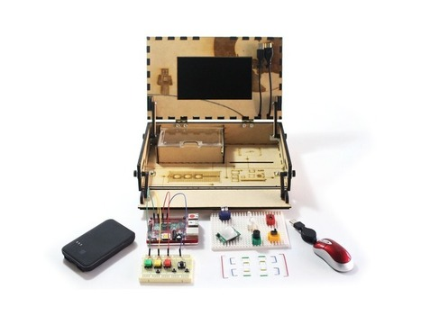 Piper's Minecraft DIY computer kit teaches kids programming and engineering - TechRepublic | Software Design & Development | Raspberry Pi | Scoop.it