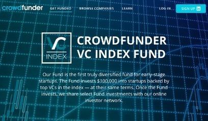 C'est pas mon idée !: Un fonds pour investir comme un VC | Financement de Start-up | Scoop.it
