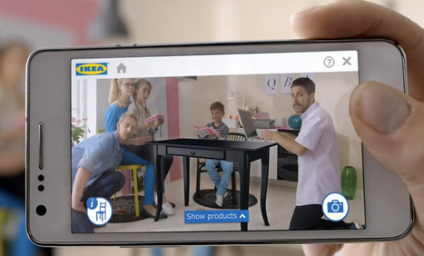 Place IKEA furnitures in your room directly from your smartphone! how? | Hashslush --- Design, Technology, Social Media, Advertising, Mobile, Gadgets | Scoop.it