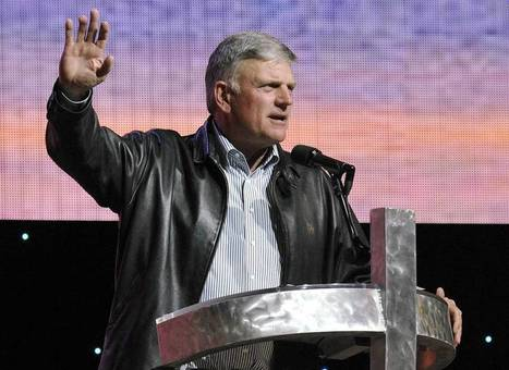 Franklin Graham is pulling bank accounts from Wells Fargo for featuring same-sex couple in ad | The Christian Voice- Christian News and Insight | Scoop.it