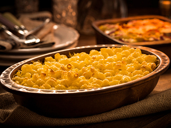 The Forks Over Knives Recipe: Sweet Potato Mac and Cheese | FOOD STUDIES IN THE NEWS | Scoop.it