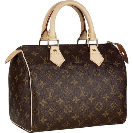 Louis Vuitton Outlet Speedy 25 Monogram Canvas M41528 Handbags For Sale,70% Off | Glistening Fashion Online Outlet_wholesaletruereligion.us | Scoop.it