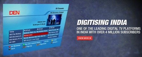 How has TV viewership changed after Digital Cable TV entered India   Digital Cable TV Services   Scoop.it