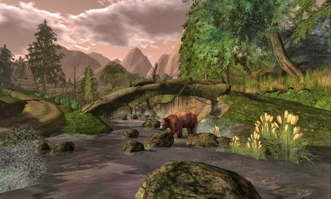 Great Second Life Destinations: The Pilgrims Dawn, Available for Visiting for One Week Only   Music and Art from start to finish   Scoop.it