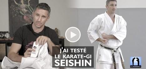 J'ai testé le Karate-Gi Seishin [vidéo] | Imagin' Arts Tv | Imagin' Arts Tv | Scoop.it