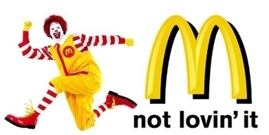 Not lovin' it!   Human Rights and World Peace   Scoop.it