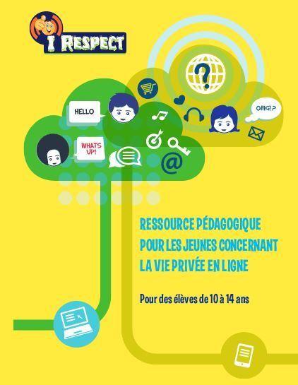Usage d'Internet. Le Kit iRespect : Outil pédagogique sur la protection de la vie privée en ligne pour cycle3 et plus | Ressources pour les TICE en primaire | Scoop.it