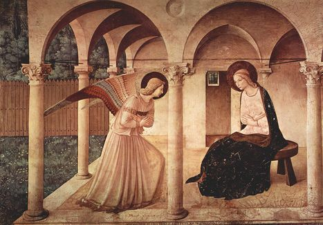 Masters of Art: Fra Angelico (1395 - 1455) - Make your ideas Art | About Art & Creativity | Scoop.it