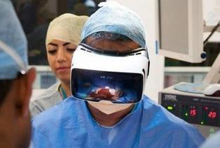 World's first live VR surgery aims to educate medical students watching the video | PerfScience | Using Technology to Transform Learning | Scoop.it