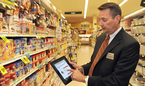 Mobile Shopping is on The Rise | Interactive Shopping | Scoop.it