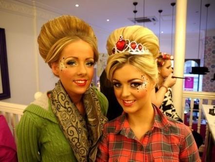 Peaches & Cream - Liverpool Makeup Artists - Wedding Makeup | AMAZING WORLD IN PICTURES | Scoop.it