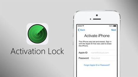 iPhone Thefts have declined Dramatically thanks to Apple's Activation Lock | Technology in Business Today | Scoop.it