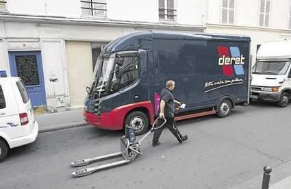 Les transporteurs rendent le dernier kilomètre plus propre - Les Échos | Mobilité durable | Scoop.it