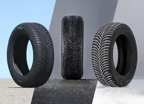 Essai Michelin CrossClimate : un pneu été aussi bon en hiver ?   Automobile technologie   Scoop.it