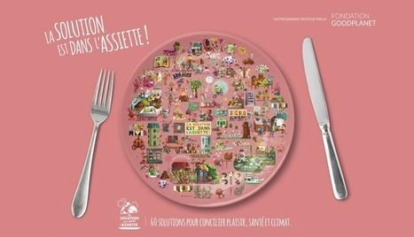 La solution est dans l'assiette ! #Climat | Remue-méninges FLE | Scoop.it