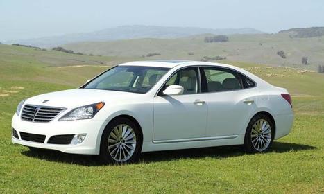 2014 Hyundai Equus Ultimate review, test drive, price, photo gallery and horsepower - Autoweek | HUB Hyundai Houston | Scoop.it