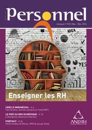 Enseigner les RH   Le Kiosque - GEA   Scoop.it