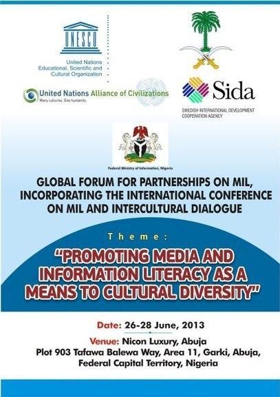 Jornal e Educação: Entre 26 e 28 de junho Unesco realiza o Global ... | iEduc | Scoop.it