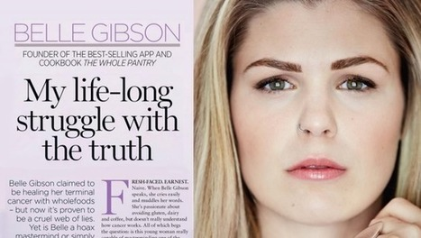 Conwoman Belle Gibson faces $1m fines over cancer scam fundraising fraud | Avoid Internet Scams and ripoffs | Scoop.it