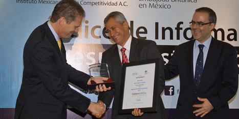 Premian a Colima por transparencia en el gasto | Liderazgo político | Scoop.it