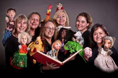 Southeast Austin Library Puppetry Workshop | Real Estate | Scoop.it