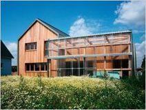 Quinze maisons d'architecte économes en énergie | Architecture pour tous | Scoop.it