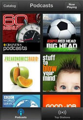 Apple rolls out dedicated podcasts app for iOS devices ... | Mobile App News Digest | Scoop.it