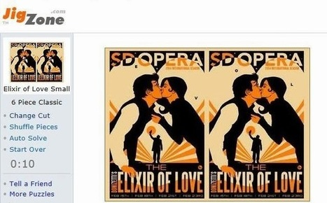 Aria Serious?: San Diego Opera's First The Elixir of Love Digital ... | digital technologies in classical music & opera | Scoop.it