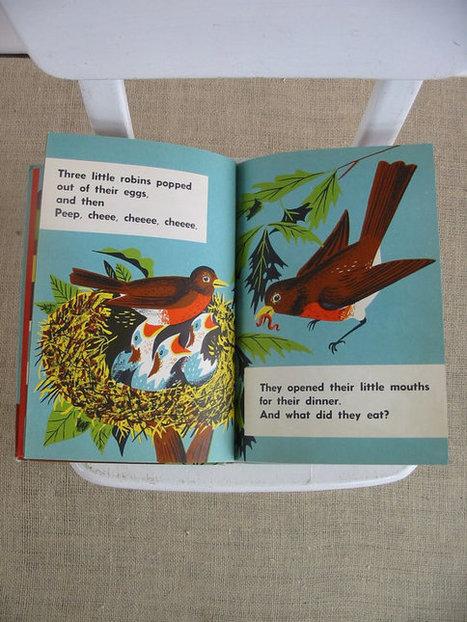 Vintage Children Book | Illustration Inspiration | Scoop.it