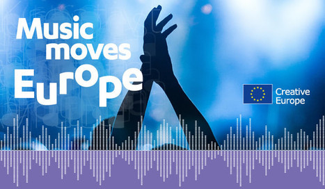 Music Moves Europe - Creative Europe at Midem 2016 - Creative Europe - European Commission | New Music Industry | Scoop.it